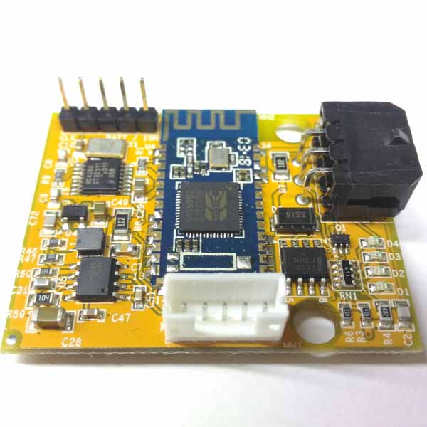 NISBIE Bluetooth V23 PCB