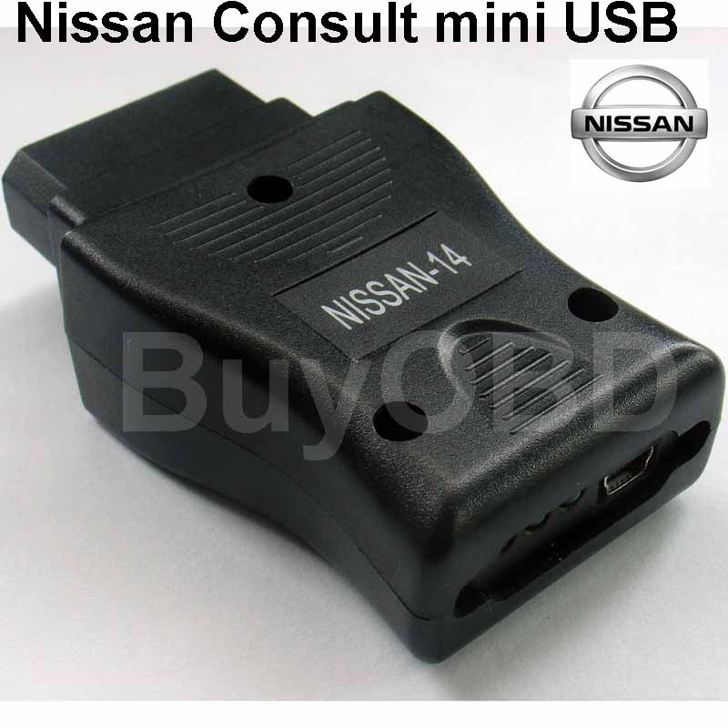 Nissan Consult USB